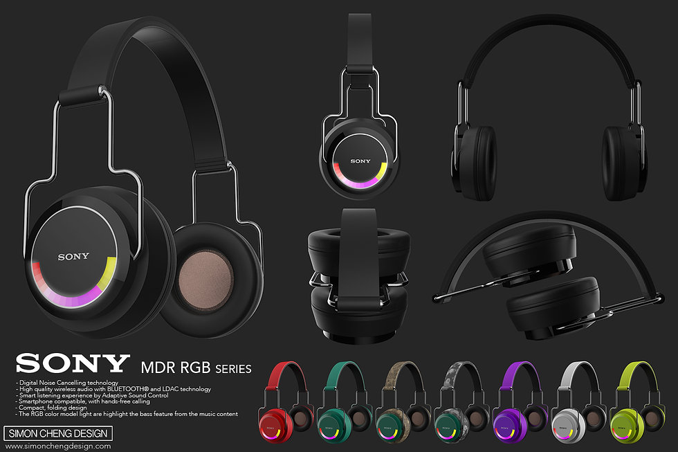 sony concept headphone