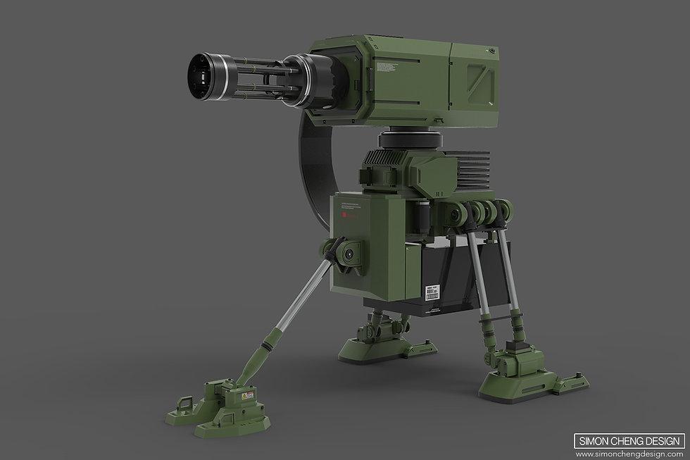 sentry design