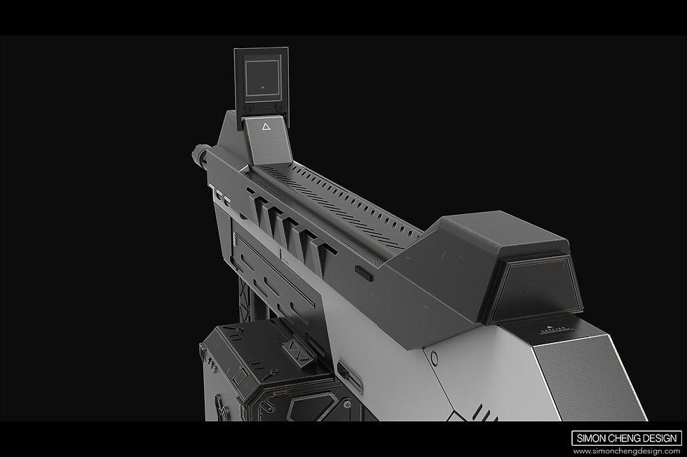 call of duty gun