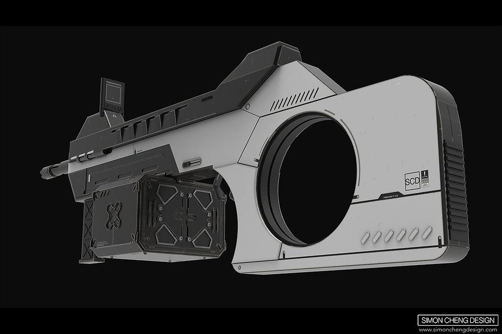 smg concept gun