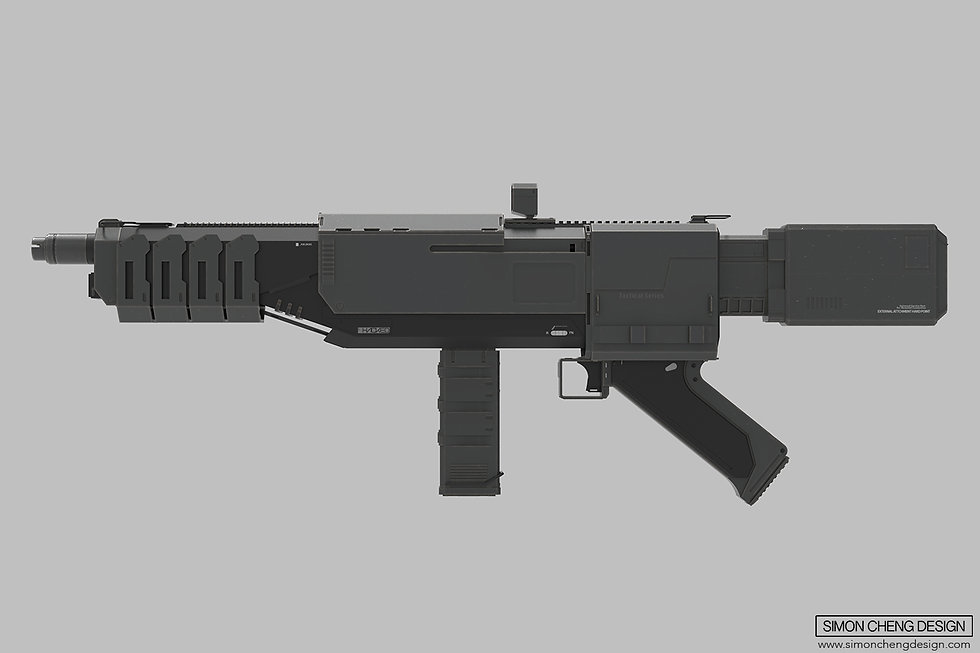 weapon concept gun
