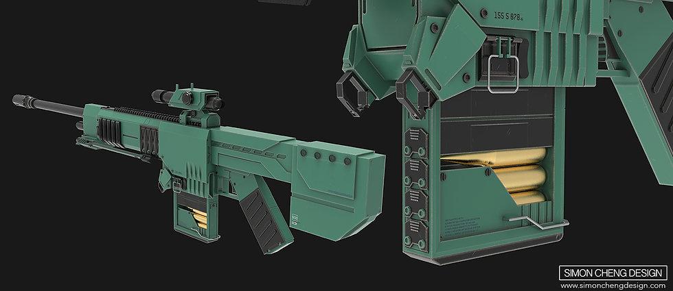 sniper concept gun