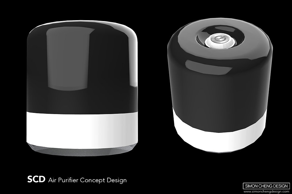 air purifier concept design
