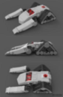thundertank concept