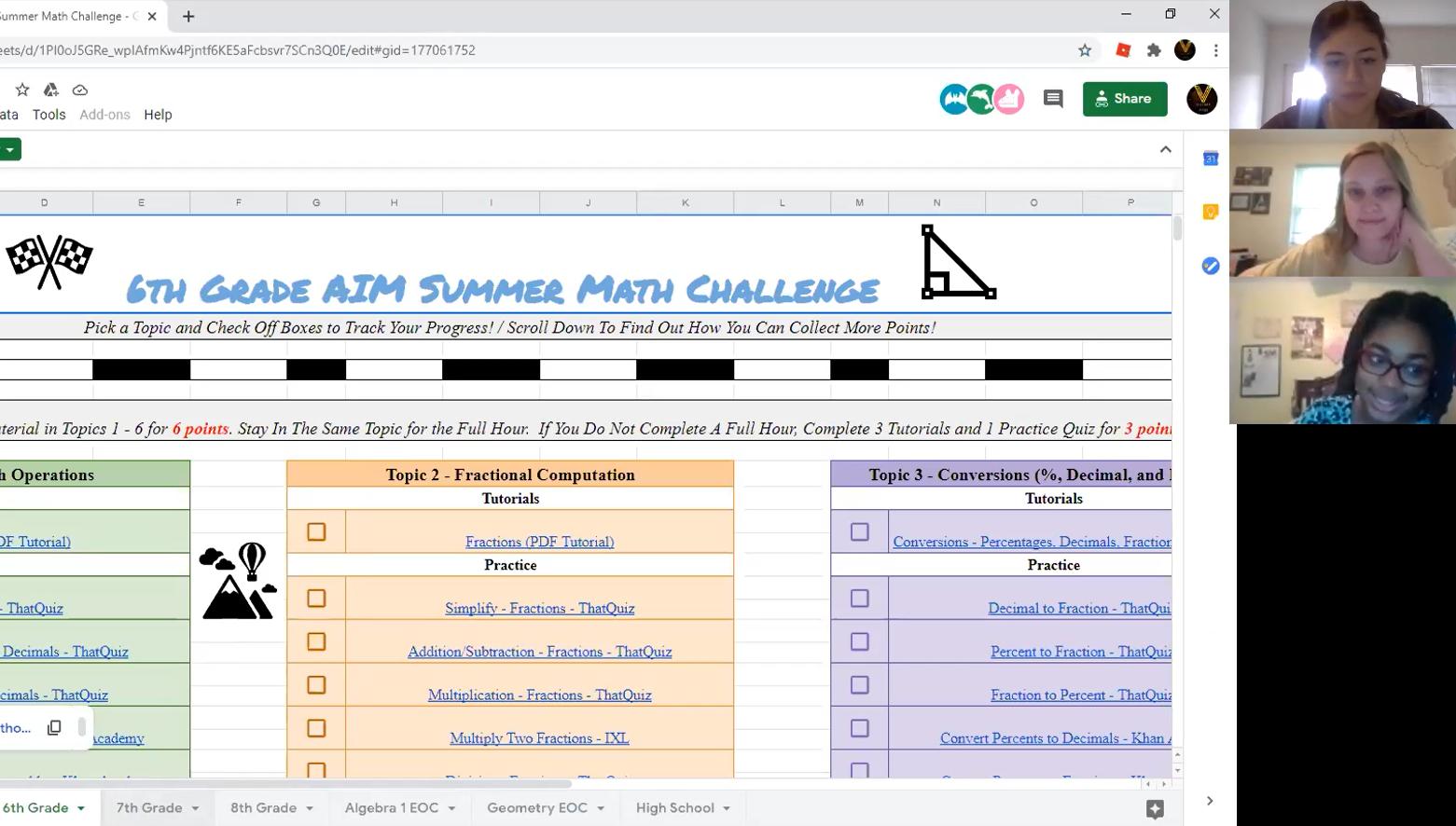 AIM Math Challenge Image 2