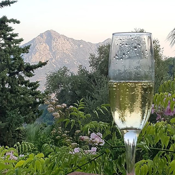 That'll do... #fizz #mountains #andaluci