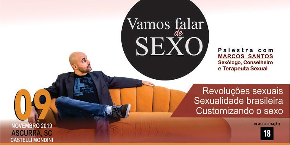 Palestra Vamos falar de SEXO