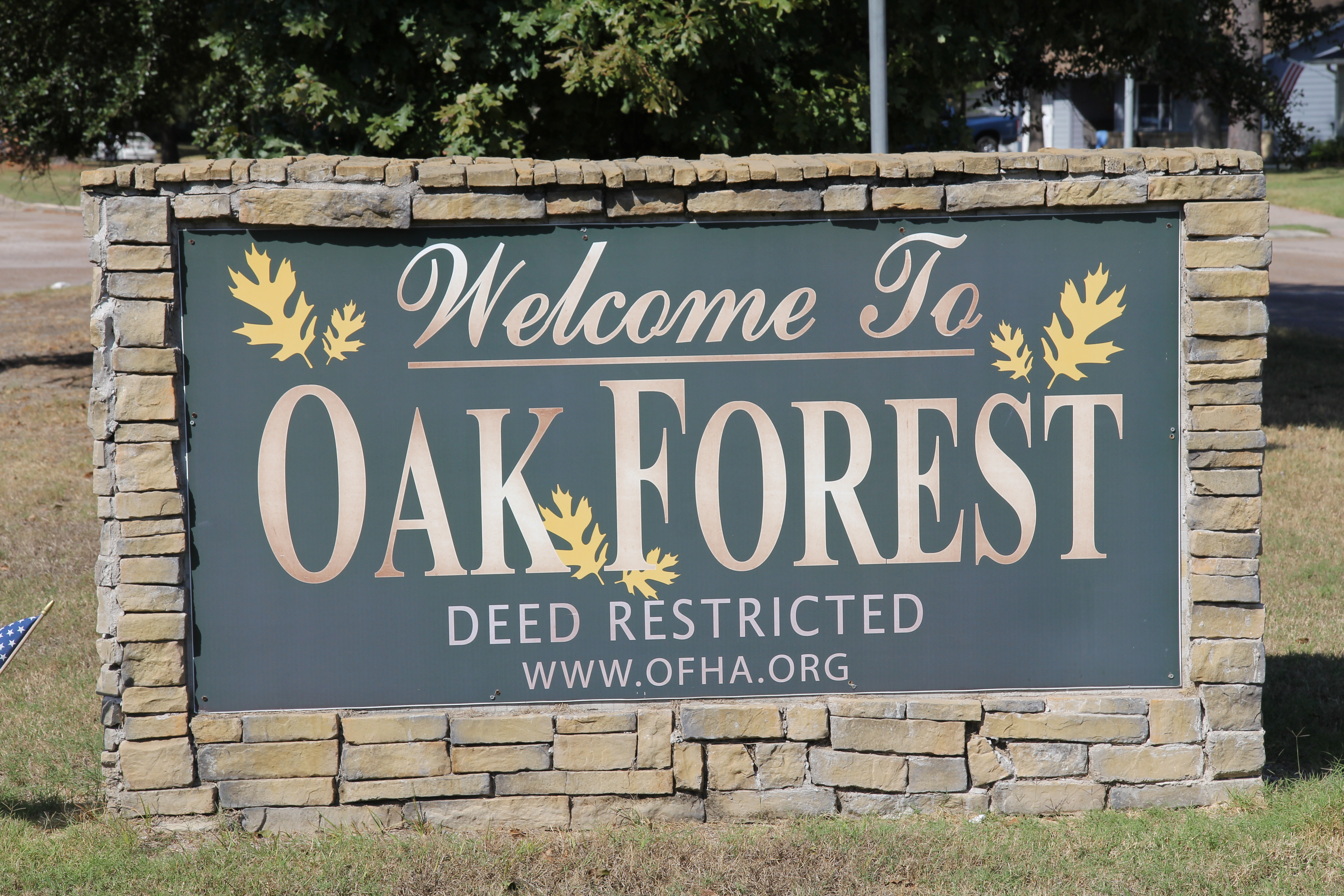 OAK FOREST NEIGHBORHOOD