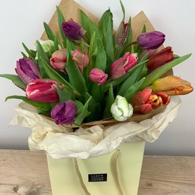 Mixed Tulip Box