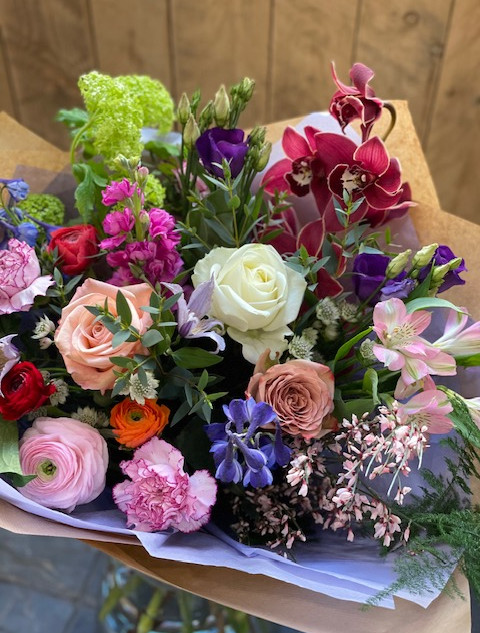 Seaonal Mixed Bouquet