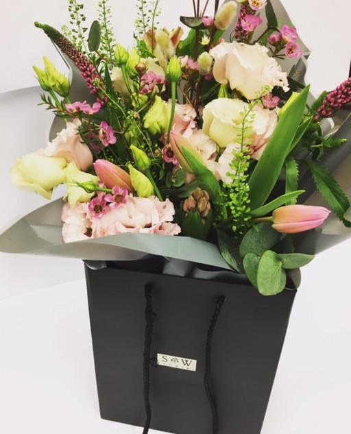 Small Seasonal Gift Bouquet