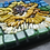 Thumbnail: Yellow Poppy mosaic wall art