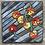 Thumbnail: Sweet Cherries mosaic wall art