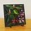 Thumbnail: Pink Rhododendron stained glass mosaic wall art