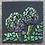 Thumbnail: Artichokes mosaic wall art