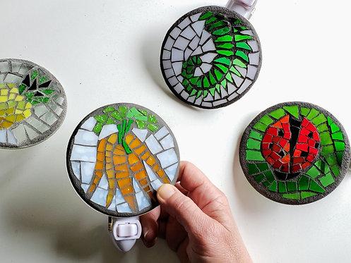 Project Kit: Mosaic Nightlight
