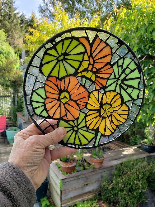 Project Kit: Floral Suncatcher