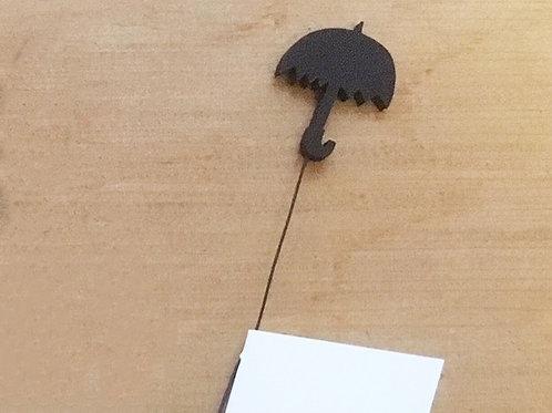 本棚を飛ぶ鳥シリーズ(傘)