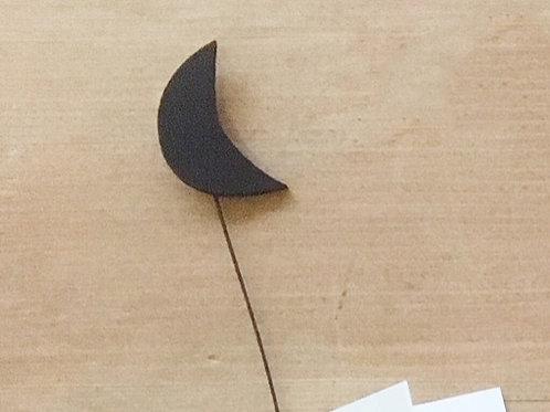 本棚を飛ぶ鳥シリーズ(月)