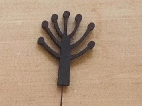 本棚を飛ぶ鳥シリーズ(木)