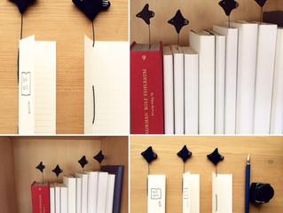 本棚に住む鳥③