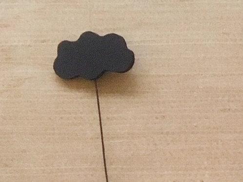 本棚を飛ぶ鳥シリーズ(雲)