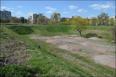 Петрівський бастіон Печерської фортеці