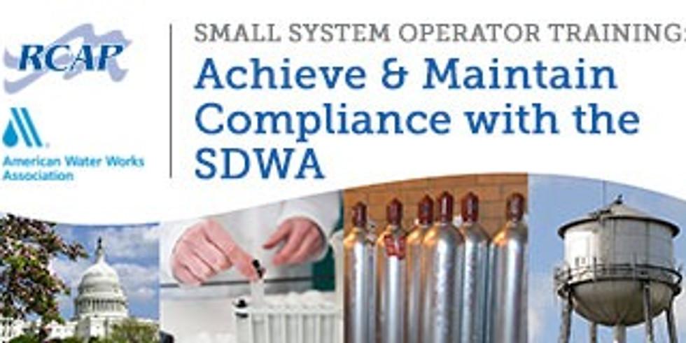 Small System Operator Training-2019