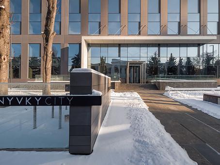 NIVKY-CITY Business Center, Kyiv, Ukraine