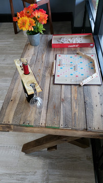 Pallet Coffee Table  $125