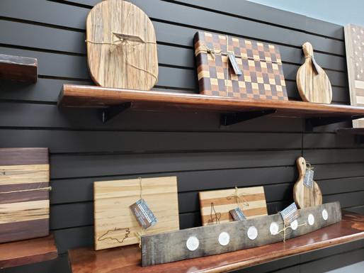 Custom Wood Cutting Boards from $24