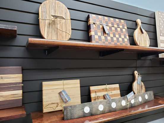 Custom Wood Cutting Boards from $24