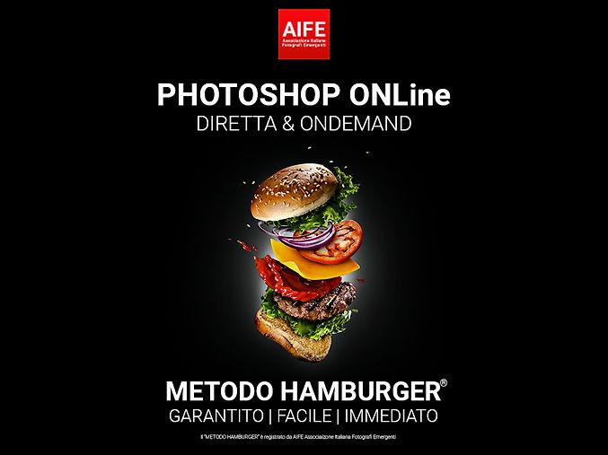 Metodologia Hamburger Photoshop - COVER.