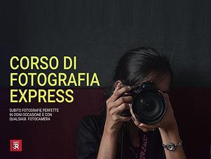 Cover Corso Fotografia Express Facebook