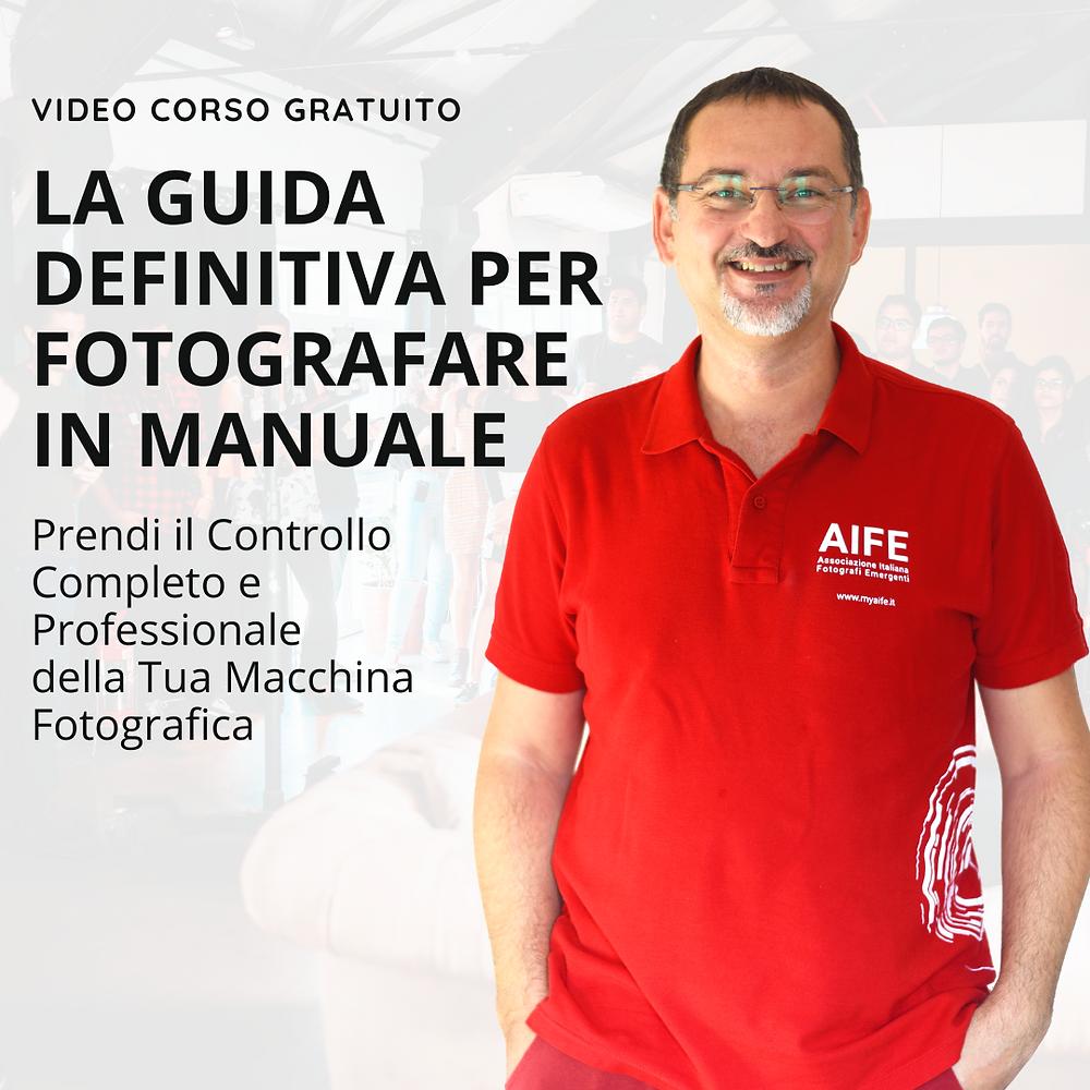 Fotografare in manuale