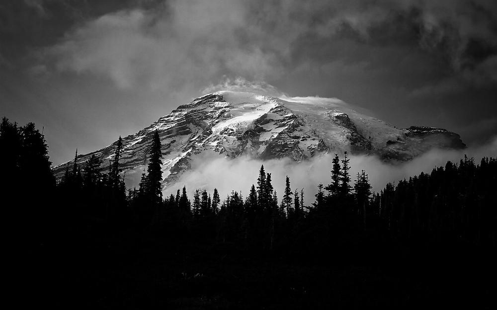 Foto Bianco e Nero Paesaggi