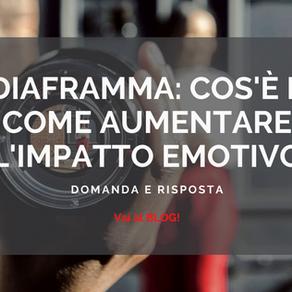 Diaframma: Cos'è e Come utilizzarlo per aumentare l'impatto emotivo