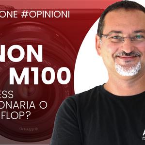 Quale macchina fotografica comprare per iniziare a fotografare: revisione della CANON EOSM100