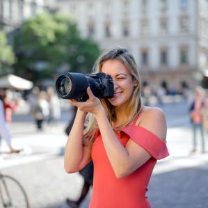 Quanto tempo serve per imparare a fotografare?