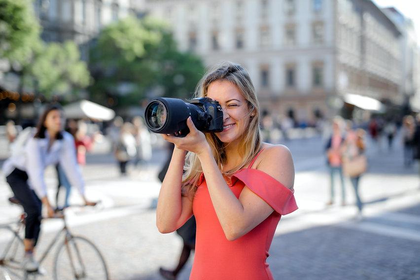 Corso di Fotografia Catania Gratuito con Metodo Fotografia Express