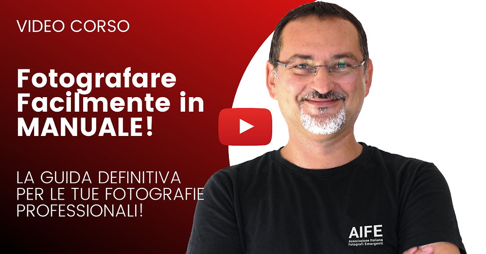 Scattare Facilmente in Manuale Video Corso Gratuito