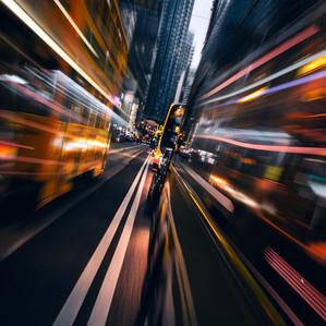 Fotografia Creativa: il tunnel di luce
