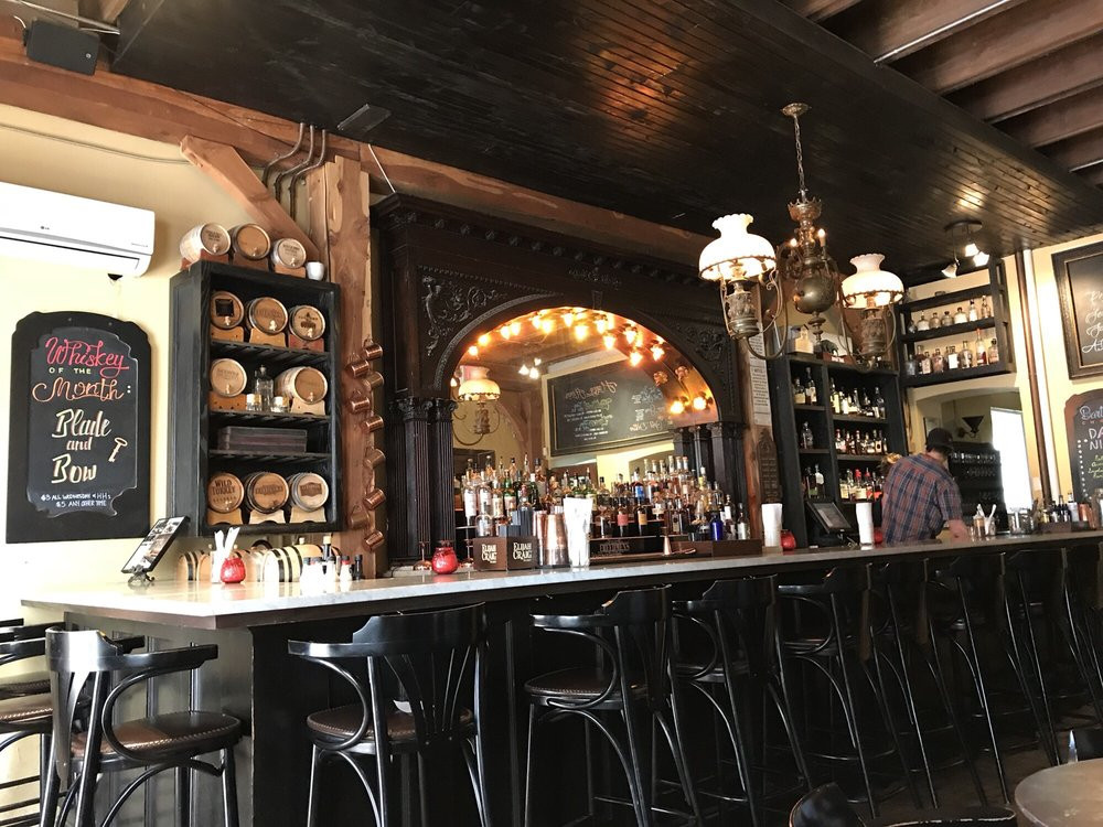 Freedmans Bar