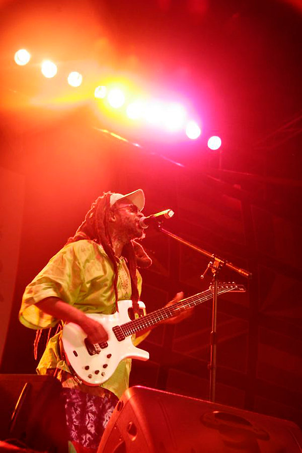 David Hinds Steel Pulse at Africa Unite