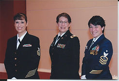 three women soldiers at st conf 2017.jpg