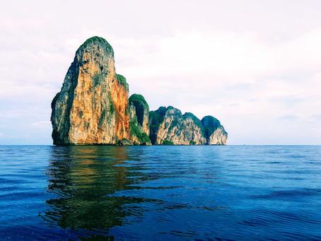 The Destruction of Koh Phi Phi