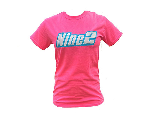 NINE2 - Pink Breast Cancer Awareness Benefit T-Shirt