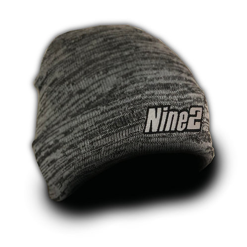 Nine2 Heather Gray Beanie
