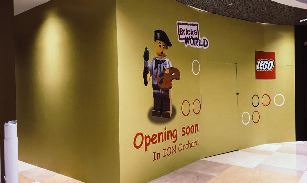 Lego Hoarding
