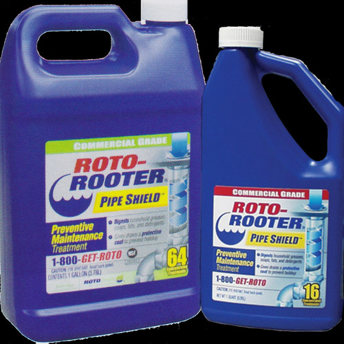 Roto Rooter Pipe Shield
